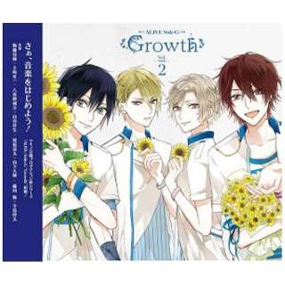 Growth/「ALIVE」その2 Side.G 【CD】