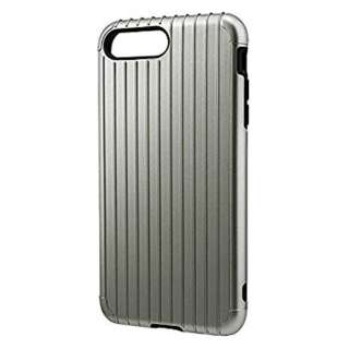 iPhone 7 Plus用 GRAMAS COLORS Rib Hybrid case ローズゴールド CHC446PRG