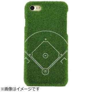 iPhone 7用 Shibaful Sport fever pitch Dream Field 野球 AGSSPIP702