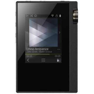 デジタルオーディオプレーヤー rubato ブラック DP-S1-B [16GB /ハイレゾ対応]
