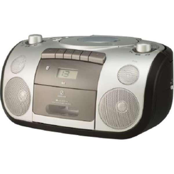 ラジカセ SDB-4810 [Bluetooth対応 /ワイドFM対応 /CDラジカセ]