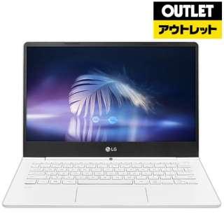 【アウトレット品】 13Z970-ER33J ノートパソコン gram Series Ultra-Slim Note PC ホワイト [13.3型 /intel Core i3 /SSD:180GB /メモリ:4GB /2017年3月モデル] 【生産完了品】