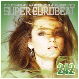 (V.A.)/スーパーユーロビート VOL.242 【CD】