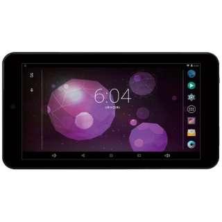 KPD7BV4 Androidタブレット ネイビーブルー [7型 /ストレージ:8GB /Wi-Fiモデル]
