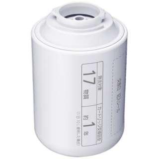 交換用カートリッジ アルカリイオン整水器 ホワイト TK-CJ22C1 [1個]