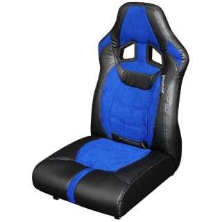BC-LOC-01-BU ゲーミング座椅子 ブルー