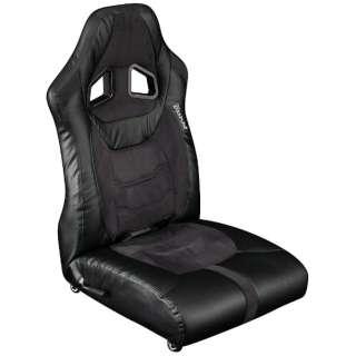 BC-LOC-01-BK ゲーミング座椅子 ブラック