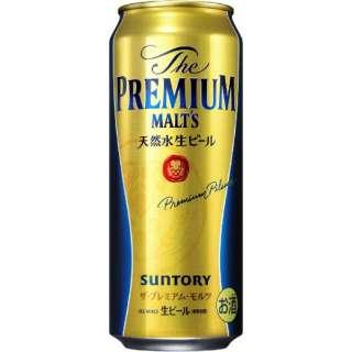ザ・プレミアム・モルツ (500ml/24本)【ビール】