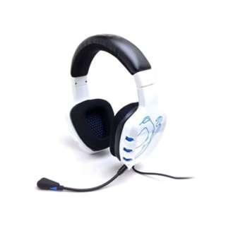 OZRAGE71W ゲーミングヘッドセット RAGE 7HX ホワイト [USB /両耳 /ヘッドバンドタイプ]