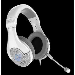 OZONDAPROW ゲーミングヘッドセット ONDA PRO ホワイト [USB /両耳 /ヘッドバンドタイプ]
