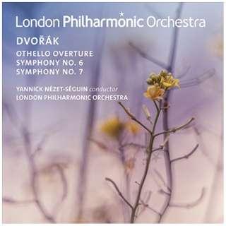 (クラシック)/ドヴォルザーク:交響曲 第6番&第7番 【CD】