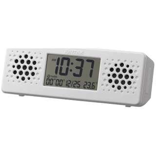 置き時計 「アクアプルーフ ミュージック」 8RDA73RH03
