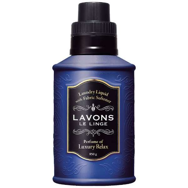 LAVONS(ラボン)柔軟剤入り洗剤 ラグジュアリーリラックス 850g 〔衣類洗剤〕