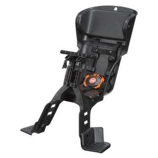 フロント用 カジュアルチャイルドシート(ブラック) NCD391