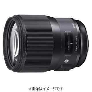 カメラレンズ 135mm F1.8 DG HSM Art ブラック [ニコンF /単焦点レンズ]