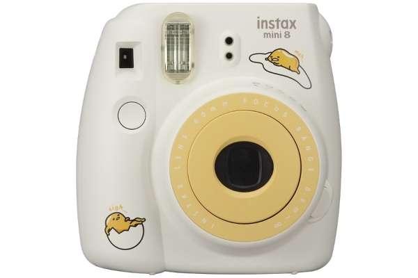 富士フイルム インスタントカメラ 「instax mini 8 ぐでたま」INSMINI8GUDETAMA