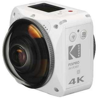 4KVR360 360°カメラ PIXPRO [4K対応 /防水+防塵+耐衝撃]