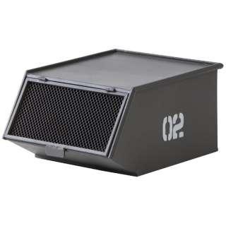 スタッキングトレーボックス LFS-441GY(W33×D41×H20cm)
