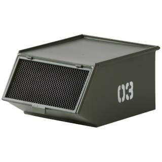 スタッキングトレーボックス LFS-441GR(W33×D41×H20cm)