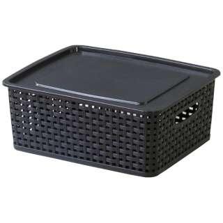 ボックスS アミー LFS-691BK(W36×D30×H13.5cm)
