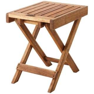 フォールディングテーブル NX-513(W40×D30×H40cm)