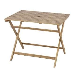 折りたたみテーブル バイロン NX-903(W90×D70×H72cm)