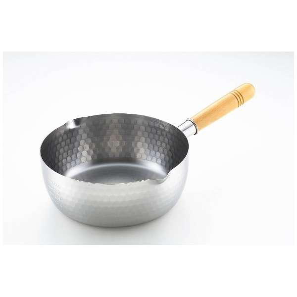 ≪IH対応≫ ステンレス雪平鍋 (20cm) YH6753