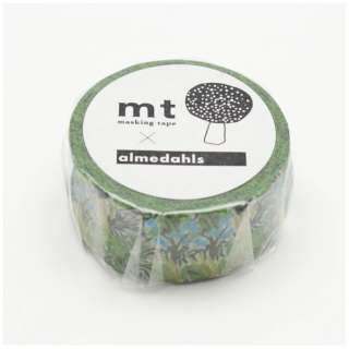 mt マスキングテープ mt×Almedahls アルメダールス ハイサマー MTALME06 【外装不良品】