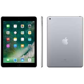 iPad 9.7インチ Retinaディスプレイ Wi-Fiモデル MP2H2J/A (128GB・スペースグレイ)
