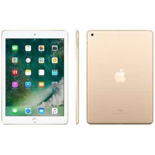 iPad 9.7インチ Retinaディスプレイ Wi-Fiモデル MPGW2J/A (128GB・ゴールド)