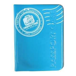 HAP7021 スカイブルー パスポートケースS