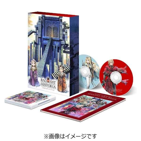 ラジアントヒストリア パーフェクトクロノロジー PERFECT EDITION【3DSゲームソフト】