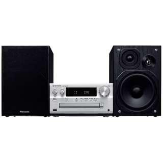 【ハイレゾ音源対応】 Bluetooth対応 ミニコンポ SCPMX80S【ワイドFM対応】