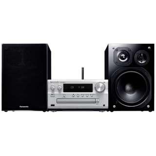【ハイレゾ音源対応】 Bluetooth/WiFi対応 ミニコンポ SCPMX150S【ワイドFM対応】