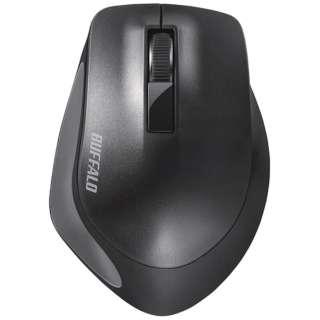 BSMBW300MBK マウス BSMBW300Mシリーズ ブラック [BlueLED /3ボタン /USB /無線(ワイヤレス)]