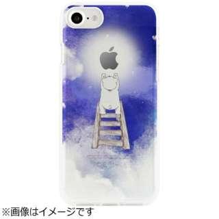 iPhone 7用 ソフトクリアケース ベイビーアニマル こぐま Dparks DS9485i7