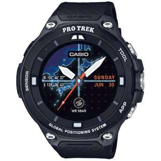 WSD-F20-BK スマートウォッチ Smart Outdoor Watch PRO TREK Smart ブラック