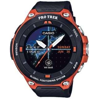 WSD-F20-RG スマートウォッチ Smart Outdoor Watch PRO TREK Smart オレンジ