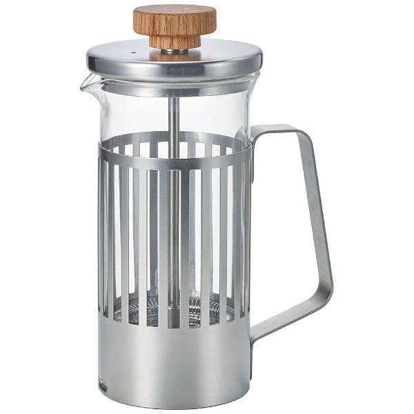 HARIO ハリオ フレンチプレス ハリオール トレビ コーヒー&ティー 2杯用 THT-2MSV