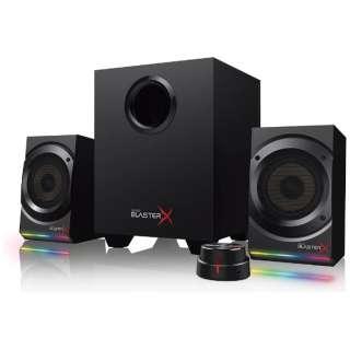 SBX-KTS-S5 ゲーミングスピーカー Sound Blaster X Kratos S5 [AC電源 /2.1ch]