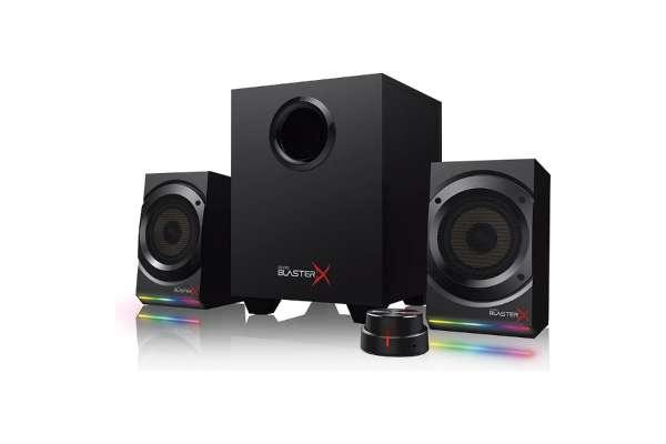 PCスピーカーおすすめ クリエイティブメディア「Sound Blaster X Kratos S5」SBX-KTS-S5