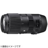カメラレンズ 100-400mm F5-6.3 DG OS HSM Contemporary ブラック [ニコンF /ズームレンズ]