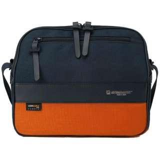 Camera Bag (S) <ICAM series> ICAM-11B NYOR (navy X orange)