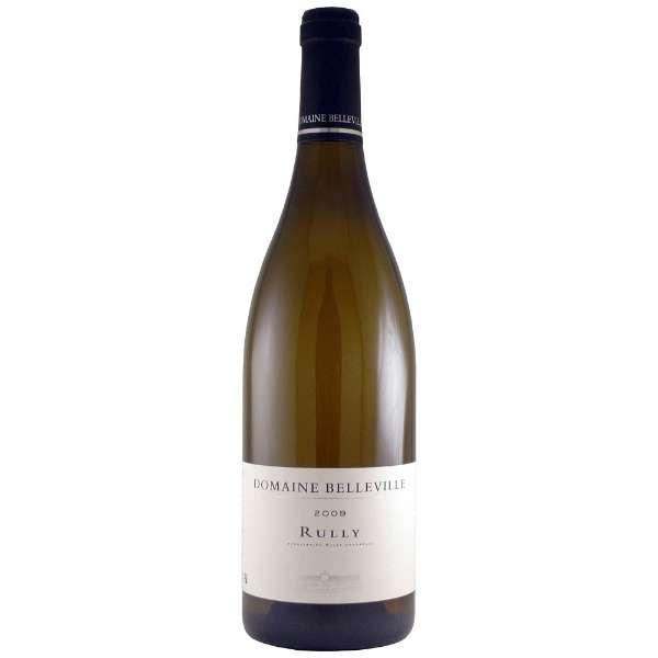 [ネット限定特価] ドメーヌ・ベルヴィル リュリー・ブラン 2009 750ml【白ワイン】
