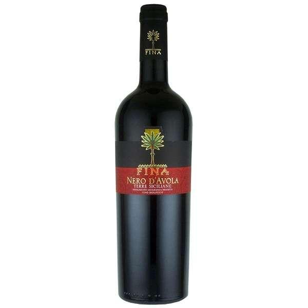 フィーナ・ヴィニ ネロ・ダーヴォラ 750ml【赤ワイン】
