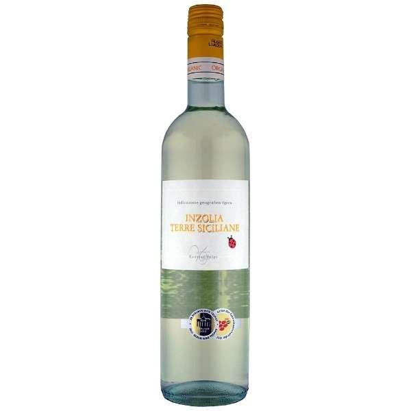 ヴォルピ シチリア インツォリア オーガニック 750ml【白ワイン】
