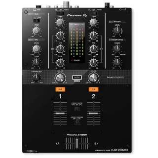 2ch DJミキサー DJM-250MK2