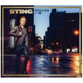 スティング/ニューヨーク9番街57丁目(ジャパン・ツアー・エディション) 限定盤 【CD】