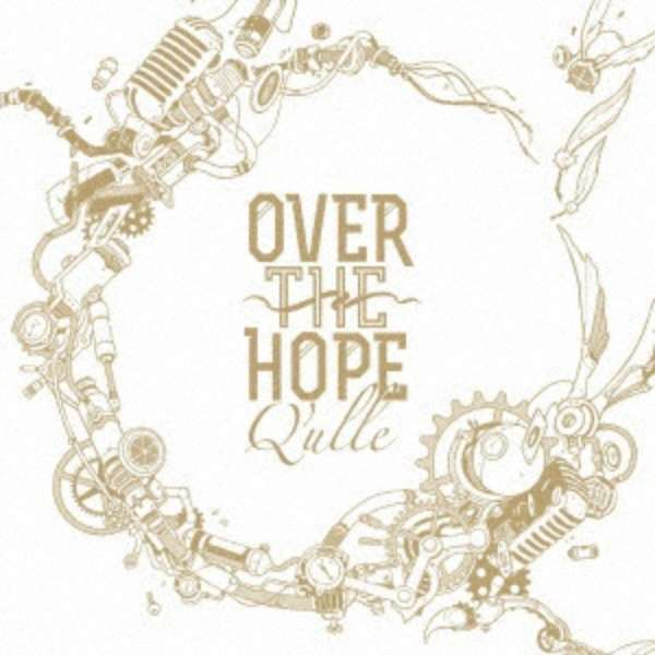 Q'ulle/OVER THE HOPE 初回限定盤 【CD】