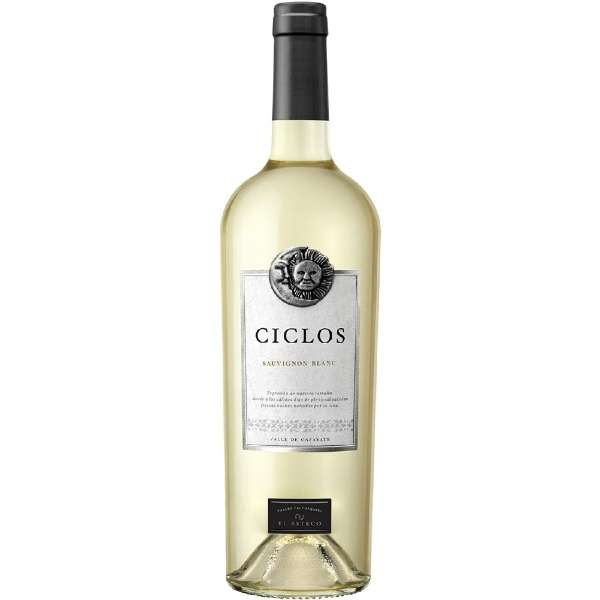 エル・エステコ シクロス ソーヴィニヨン・ブラン 750ml【白ワイン】